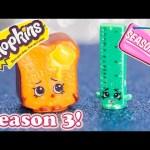SHOPKINS SEASON 3 Surprise Shopkins Season 3 Limited Edition Rita Ruler Shopkins Toy