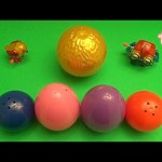 "Kinder Surprise Egg Learn-A-Word! Spelling Words Starting With ""D""! Lesson 1"
