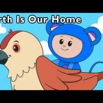 Explore the World With Eep!   Earth Is Our Home and More   Baby Songs from Mother Goose Club!