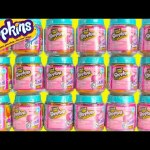 Shopkins Season 6 Jars
