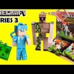 Minecraft Hangers Series 3
