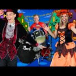 Happy Halloween Band – Kids Halloween Song | Bounce Patrol