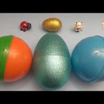 "Disney Palace Pets Kinder Surprise Egg Learn-A-Word! Spelling Words Starting With ""C""! Lesson 1"