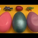 "Kinder Surprise Egg Learn-A-Word! Spelling Words Starting With ""B""! Lesson 1"