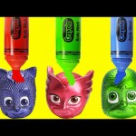 PJ Masks Dives for Surprises in Magical Shopkins Orbeez
