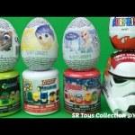 Surprise Toys Zootopia Disney Frozen Kinder Star Wars Iron Man Batman Teenage Mutant Ninja Turtles