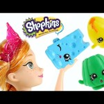 Frozen Shopkins Full Collection with Princess Anna & Elsa! Surprise Eggs Learn Counting and Colours