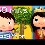 I Had A Little Nut Tree | Plus Lots More Nursery Rhymes | From LittleBabyBum!