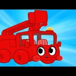 My Red Fire Truck – My Magic Pet Morphle Videos For Kids