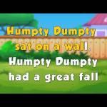 Karaoke Rhymes – Humpty Dumpty Sat On A Wall