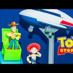 TOY STORY Disney Pixar Toy Story Action Links Airport a Toy Story Video Toy Review