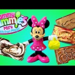 Yummy Nummies CHOCOLATE Bar Maker with Minnie Mouse Sweet Treats Candy by DisneyCarToys