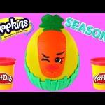 Giant Shopkins Season 3 Wild Carrot PlayDoh Surprise Egg MLP Lalaloopsy Blind Bags Series 2 Shopkin