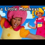 Funny Bouncing Game | Five Little Monkeys and More | Baby Songs from Mother Goose Club!