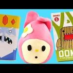 ROBOT Disney Vinylmation My Melody Play Doh Egg Surprise Frozen Toyz Hello Kitty Adventure Time