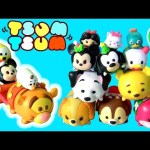 Disney Tsum Tsum Advent Calendar 25 Days of Christmas Toys by Funtoyscollector 2016