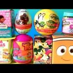 Disney Toys Surprise  Cubeez Nemo Pets DragonBallZ TROLLS Shopkins Mickey Minnie by Funtoyscollector