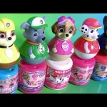 Nickelodeon Paw Patrol Weebles Wobble Mashems & Fashems Toys Surprise by Funtoyscollector
