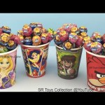 Chupa Chups Jelly Beans Surprise Cups Sofia the First Minnie Mouse Bonkazonks Minions Blind Bags Toy