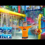 RAGING WATERS — Largest Water Park in California!!