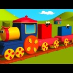Bob The Train | Shapes Train