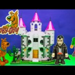 SCOOBY DOO Cartoon Network Scooby Doo Haunted Mansion Character BlocksToys Video Unboxing