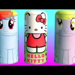 My Little Pony Tin Surprises Disney Tsum Tsum Fashems Funtoyscollector Disney Toy Review