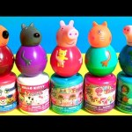Nickelodeon Peppa Pig Weebles Wobble Disney Toys Mashems Fashems Surprise Paw Patrol My Little Pony