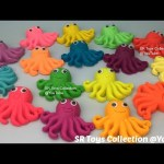 Play Doh Octopus with Halloween Cookie Molds Fun & Creative for Kids