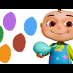 Five Little Babies Playing With Dough   Five Little Babies Collection   Zool Babies Fun Songs