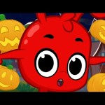 Morphle's Halloween Night – Halloween animation for kids with My Magic Pet Morphle