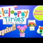 LALALOOPSY Nickelodeon Lalaloopsy Surprise Tinies a Lalaloopsy Surprise Video