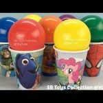 Surprise Cups Blind Bags Doc McStuffins Peppa Pig Finding Dory Hot Wheels Lego Frozen Star Wars Toys
