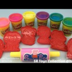 Play Doh Sparkle Compound Collection with Animals Molds Fun for Kids