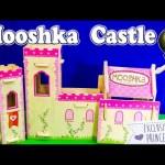 MOOSHKA Fairytale Castle a Mooshka Princess Castle Surprise Video Toy Review