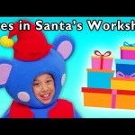 Christmas Present Party | Elves in Santa's Workshop and More | Baby Songs from Mother Goose Club!