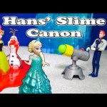 FROZEN Disney Frozen Elsa & Jack Frost Against Hans Sime Canon a Frozen Video Parody