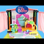 Littlest Pet Shop 85+ Pieces Vacation in Rio – Hello Kitty Play Doh Sweet Cakes Hasbro Toys DCTC