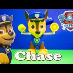 PAW PATROL Nickelodeon Paw Patrol Jumbo Chase Paw Patrol Video Toy Review