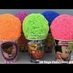 Foam Clay Surprise Toys Angry Birds Spiderman My Little Pony Paw Patrol The Zelfs Barbie Shopkins