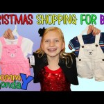 Michael Gets Sick, Christmas Caroling & Baby Shopping || Mommy Monday