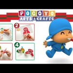 Pocoyo Arts & Crafts: Pocoyo's Party Blower | NEW YEAR'S EVE