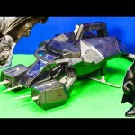 BATMAN The Dark Knight The Bat Vehicle a Batman Video Toy Review