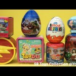 Kids Surprise Toys Justice League My Mini MixieQs Twozies TMNT Kinder Egg Paw Patrol Marvel Avengers