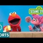 Sesame Street: Elmo's Magical Creation