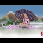 كيف بينزل المطر (بدون إيقاع) – جنى مقداد | طيور بيبي