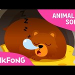 Hibernation Song | Animal Songs | PINKFONG Songs for Children