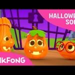 Five LIttle Pumpkins | Halloween Songs | PINKFONG Songs for Children