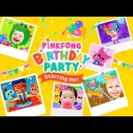 [App Trailer] PINKFONG! Birthday Party
