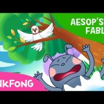 The Ant and the Bird | Aesop's Fables | PINKFONG Story Time for Children